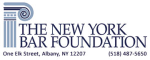 NY Bar Foundation Logo