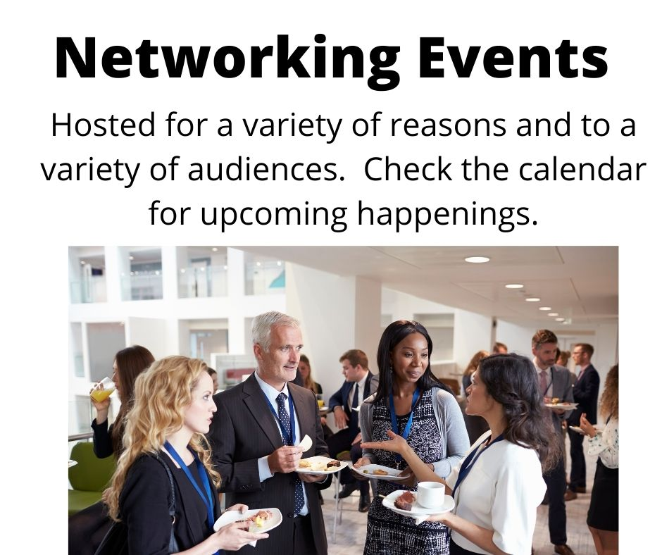 Networking Events Invitation