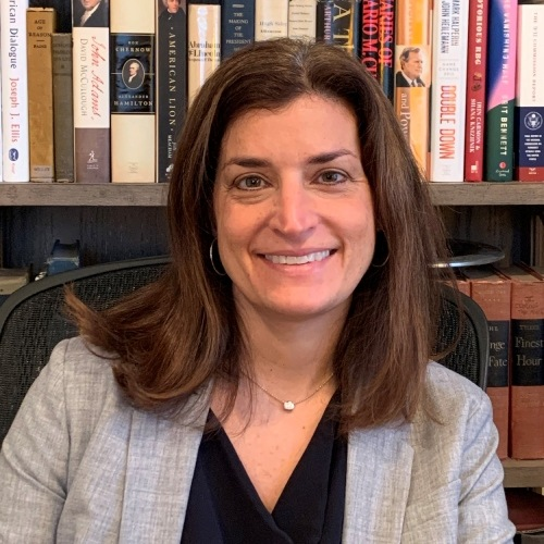 Rachel Chazin Halperin Chief Executive Officer