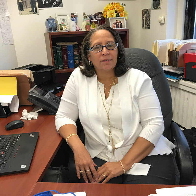 Jill Bradshaw Soto Chief Program Officer